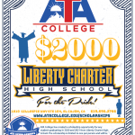 2020/2021 - Liberty Charter High School Scholarship